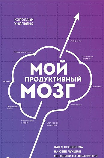 Мой продуктивный мозг. Как я проверила на себе лучшие методики саморазвития, и что из этого вышло